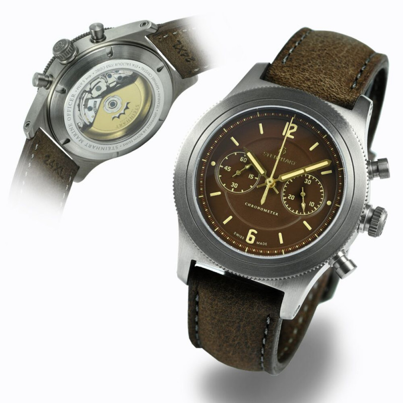 Marine-Officer Titanium Limited Edition 66