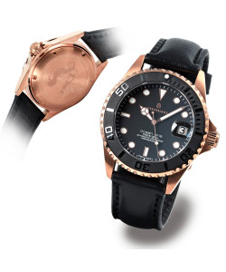 Ocean One 39 pink gold