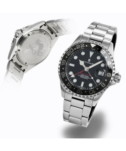 GMT-OCEAN One 39 black Keramik