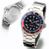 GMT-OCEAN Steinhart Taucheruhr 1 BLUE RED