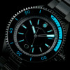 Ocean 2 Premium Steinhart Taucheruhr Black - Ziffernblatt Superluminova