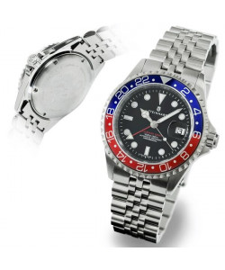 Ocean One GMT BLUE-RED.2