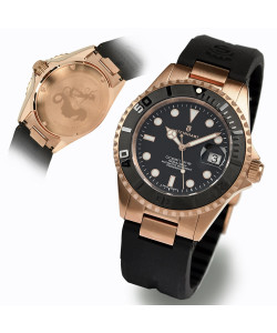 Ocean One pink gold