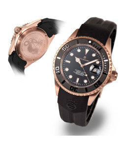 Ocean One PINK-GOLD Ceramic