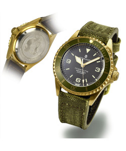 Ocean One Bronze GREEN