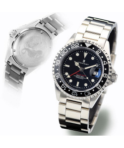 GMT-OCEAN 1 BLACK Aluminium