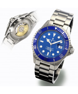 Ocean One premium BLUE Ceramic