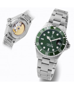 Ocean 39 Double-GREEN Ceramic premium