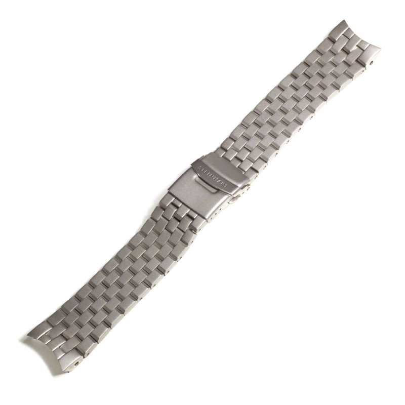 Stainless steel bracelet for Triton 100 ATM