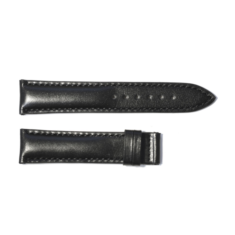 Leather strap black for Marine Regulator M