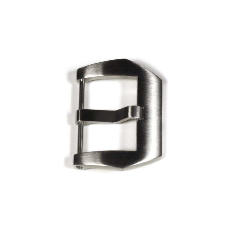PRE-V buckle satined 22 mm without logo