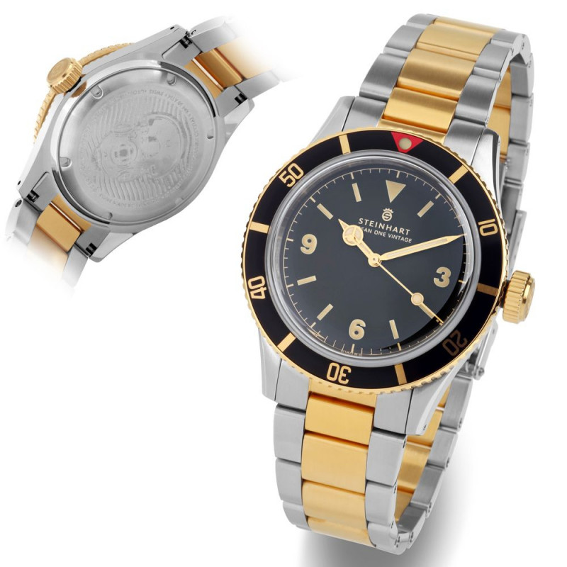 Ocean One Vintagetwo-tone