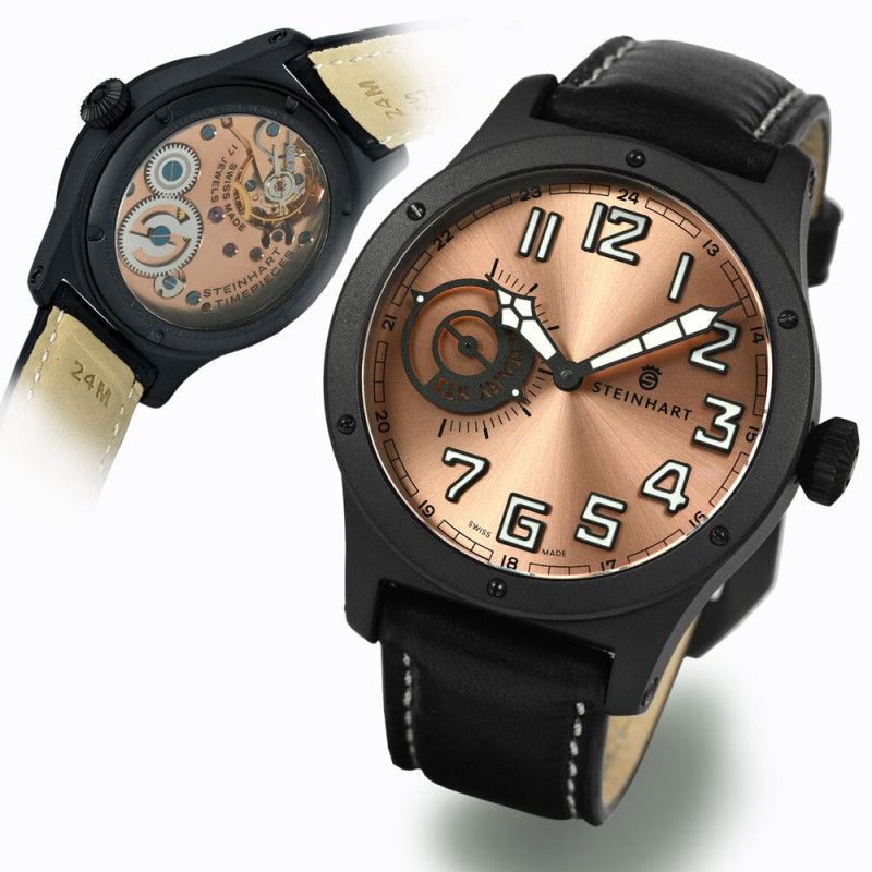 MILITARY 47 ST1 pink gold Ltd. Edition