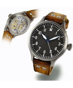 Nav B-Uhr 47 Titan A-Type Central Second