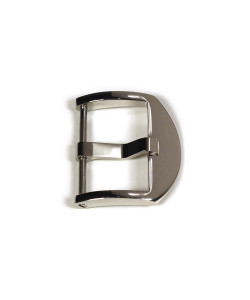 OEM buckle polished 22 mm without logo