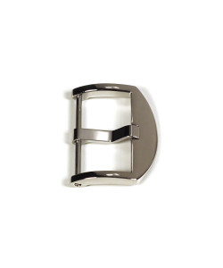 OEM buckle polished 24 mm without logo
