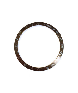Aluminium inlay for Racetimer Brown