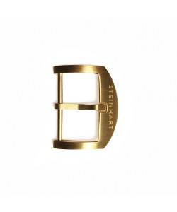 OEM buckle 18 mm Bronze satined