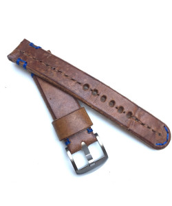 MEVA 20mm ammostrap brown vintage