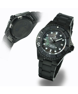 OCEAN one 42 black DLC mother of pearl