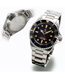 OCEAN One VINTAGE Steinhart Diver Watch Red/ New