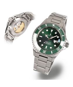 OCEAN One double-GREEN Ceramic premium
