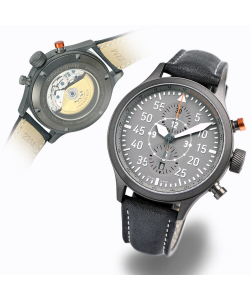 Nav.B-Chrono 47 Baumuster B Grey Edition