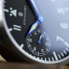 Nav B-Uhr Steinhart Pilot Watch 44 Handaufzug - Hour and minute blued with superluminova BGW 9 white
