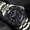 OCEAN Forty-Four Steinhart Diver Watch GMT BLACK Keramik - Case Stainless steel 316 L