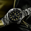 Ocean Vintage Steinhart Diver Watch Military / New - screwed Crown