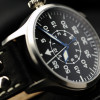 Nav B-Uhr Steinhart Pilot Watch 44 Automatik B-Muster - Sapphire glass domed, with double anti-reflecting coatings on the interior side