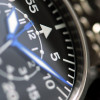 Nav B-Uhr Steinhart Pilot Watch 44 Automatik B-Muster - hour and minute hands blued with Superluminova  BGW9 white
