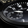 Nav B-Uhr Steinhart Pilot Watch 47 Handaufzug Black - Bezel Satined stainless steel
