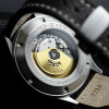 Nav B Steinhart Pilot Watch Chrono 47 mm - Back Stainless steel 316 L screwed with mineral crystal