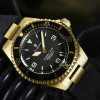 OCEAN 1 Steinhart Diver Watch Bronze dark brown - Case Bronze