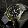 OCEAN 1 Steinhart Diver Watch Bronze green - Bezel Bronze satin green