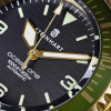 OCEAN 1 Steinhart Diver Watch Bronze green - Dial grey metalic