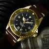 OCEAN 1 Steinhart Diver Watch Bronze light brown - screwed Crown