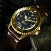 OCEAN 1 Steinhart Diver Watch Bronze light brown - Dial grey metalic
