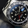 GMT-OCEAN Steinhart Diver Watch 1 BLACK Aluminium - Case stainless steel 316 L