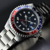 GMT-OCEAN Steinhart Diver Watch 1 BLUE RED - side view