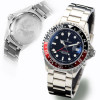 GMT-OCEAN Steinhart Diver Watch 1 BLACK RED