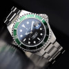 OCEAN 1 Steinhart Diver Watch GREEN - Front