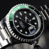 OCEAN 1 Steinhart Diver Watch GREEN - Dial black