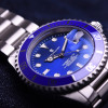 OCEAN One Steinhart Diver Watch Premium Blue - side view