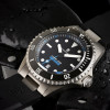 Ocean Titanium Steinhart Diver Watch 500 Premium - screwed crown