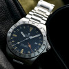 OCEAN VINTAGE Steinhart Diver Watch GMT NEW - top view