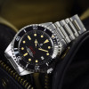 OCEAN One VINTAGE Steinhart Diver Watch Red/ New - Front