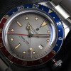 Ocean 1 Steinhart Diver Watch vintage Dual Time Premium - central second hand
