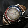 Ocean 1 Steinhart Diver Watch vintage Dual Time Premium - Sapphire glass domed